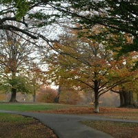 Photo taken at Cherokee Park by Ashley H. on 11/4/2012
