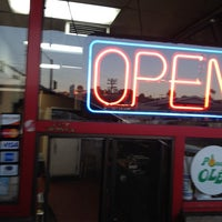 Photo taken at Larry's Burgers by Carrie G. on 12/27/2013