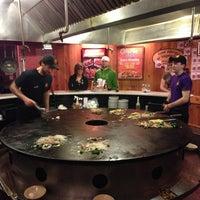 Photo taken at bd's Mongolian Grill by Jon L. on 3/26/2013