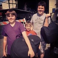 Photo taken at Main Street Bistro by Jeff P. on 6/6/2013