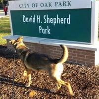 Photo taken at David H. Shepherd Park by Tim on 10/10/2015