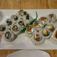 Photo taken at Cafe Sushi by Tim on 1/18/2016