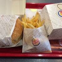 Photo taken at Burger King by Денис С. on 1/8/2014