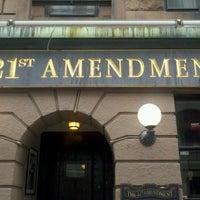 Photo taken at 21st Amendment by John L. on 4/13/2013