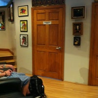 Photo taken at Chameleon Tattoo and Body Piercing by Kerri W. on 6/9/2013