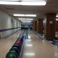 Photo taken at Sun Valley Bowling Alley by Garrett B. on 12/27/2012