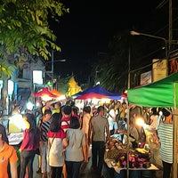 Photo taken at Chiangmai Walking Street by NICKNAME on 6/16/2013