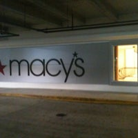 Photo taken at Macy's by Mark on 4/30/2013