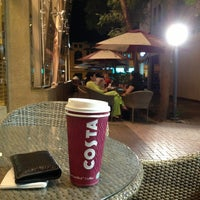 Photo taken at Costa Coffee by Mo F. on 3/29/2013
