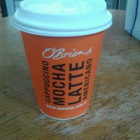 Photo taken at O'Briens Irish Sandwich Cafe by Filza S. on 10/18/2013