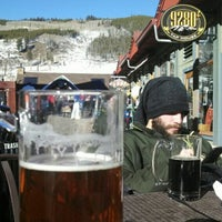 Photo taken at 9280' Tap House by Andrew J. on 1/19/2014