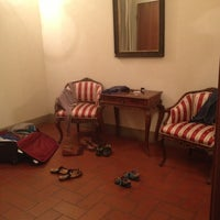 Photo taken at Residence Palazzo dei Ciompi Florence by Екатерина Ч. on 9/27/2012