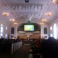 Photo taken at Columbia Baptist Church by jenrandall on 9/30/2013