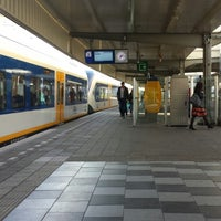 Photo taken at Station Amsterdam Muiderpoort by Ger A. on 5/31/2013