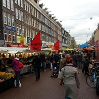 Photo taken at Albert Cuyp Markt by Ger A. on 5/11/2013