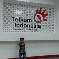 Photo taken at Plasa Telkom by Dewi S. on 2/24/2014
