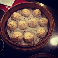 Photo taken at Din Tai Fung Dumpling House by katie z. on 12/4/2012