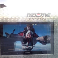 Photo taken at NZONE Skydive Queenstown by Madan S. on 1/3/2015