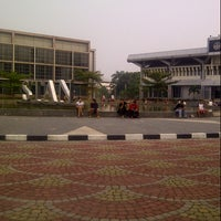 Photo taken at Perpustakaan STAN by Ahmad M. on 9/23/2012