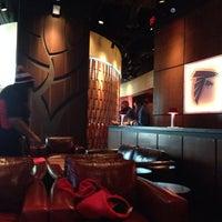 Photo taken at Atlanta Falcons Owners Club by Brandon B. on 12/29/2013