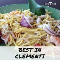 Photo taken at Nam Kee Fried Prawn Noodle by Alan T. on 7/25/2013