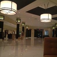 Photo taken at Renaissance Orlando Airport Hotel by Jason S. on 10/27/2012