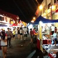 Photo taken at Jonker Walk / Street by Alkid luqman A. on 10/28/2012