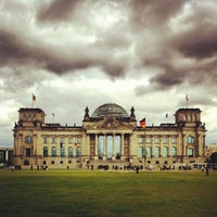 Photo taken at Reichstag by Johannes H. on 9/22/2012