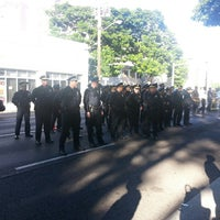 Photo taken at Honolulu Police Department Headquarters by Nico V. on 9/8/2014