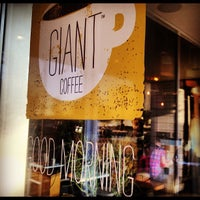 Photo taken at Giant Coffee by dawn b. on 11/25/2012