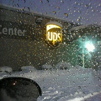 Photo taken at UPS Customer Care Center by Tami K. on 3/6/2013