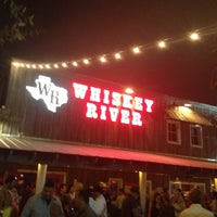 Photo taken at Whiskey River Dancehall & Saloon by IamG N. on 7/28/2013