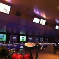 Photo taken at Lucky Strike Lanes by Bianca R. on 2/6/2013