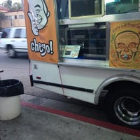 Photo taken at Chego! by Tracy C. on 3/28/2013