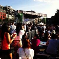 Photo taken at Northside Festival by Noah F. on 6/15/2013