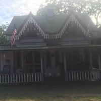 Photo taken at Martha's Vineyard Camp Meeting Association Cottages by John L. on 8/25/2016