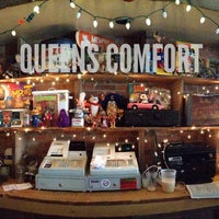 Photo taken at Queens Comfort by John D. on 7/14/2013
