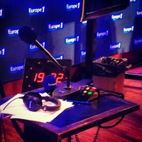 Photo taken at Europe 1 by Alexis B. on 5/6/2013