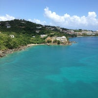 Photo taken at Port Of St. Thomas by Tracy O. on 7/3/2013