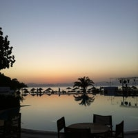 Photo taken at Hillside Beach Club by Ozlem A. on 5/24/2013