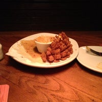 Photo taken at Outback Steakhouse by Grace Jayne M. on 12/15/2012