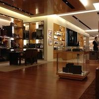 Photo taken at Louis Vuitton by Jub-jaaa ^. on 12/11/2012