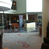 Das Foto wurde bei Sheraton Munich Airport Hotel von Jorgos P. am 4/24/2013 aufgenommen