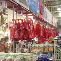 Photo taken at LotteMart Wholesale by Allam I. on 2/4/2013
