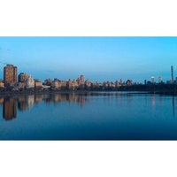 Photo taken at Central Park - Gothic Bridge by Alex T. on 4/19/2015