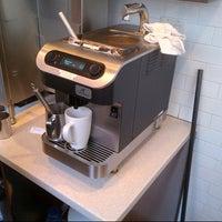Photo taken at Crema Coffee by Ken B. on 5/12/2013