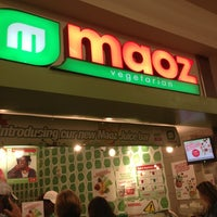 Photo taken at Maoz Vegetarian by Francisco S. on 2/3/2013