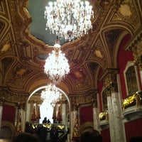 Photo taken at Boston Opera House by Lily B. on 12/21/2012