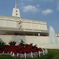 Photo taken at Templo Mormon by Antonio H. on 12/29/2012