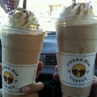 Photo taken at Tierra Mia Coffee by Hector H. on 11/11/2012